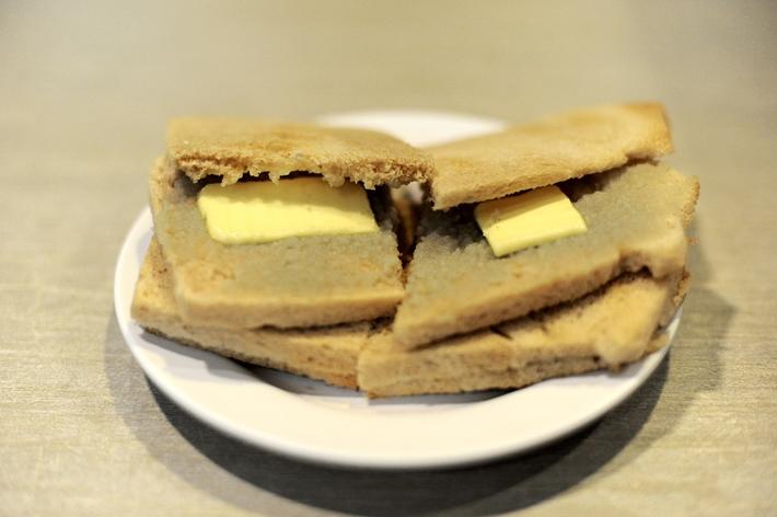Kaffe and Toast Kaya Toast