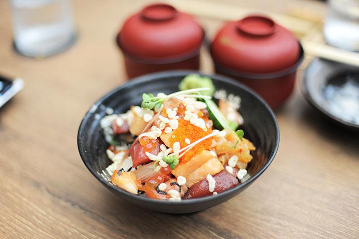 Koji Sushi Chirashi Don