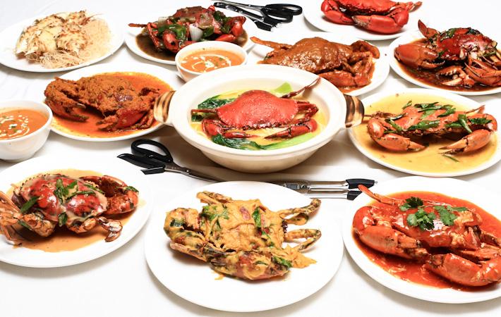 Penang St Buffet Crab Madness