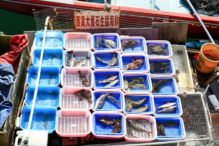 Sai Kung Seafood Market