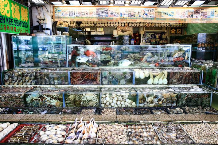 Sai Kung Seafood Restaurants