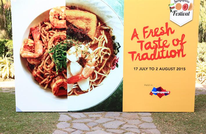 Singapore Food Festival 2015