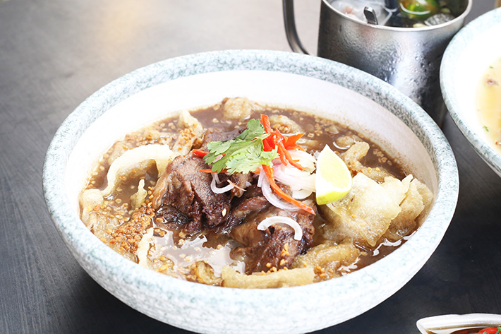 Sinpopo Beef Kway teow