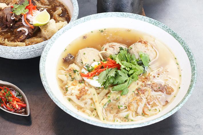 Sinpopo Noodle Soup