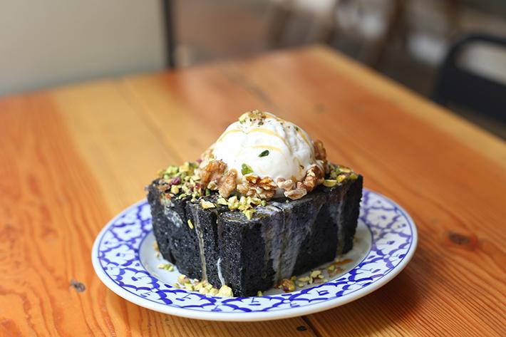Stateland Cafe Toast