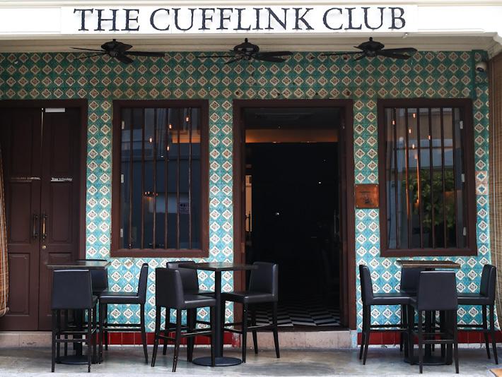 The Cufflink Club