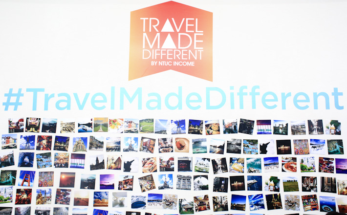 Travel Made Different Event