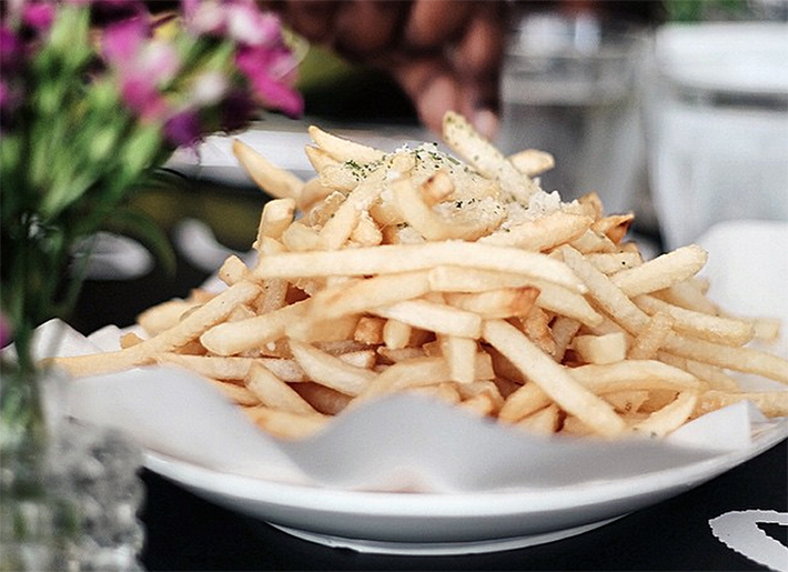 Truffle Fries - PS Cafe