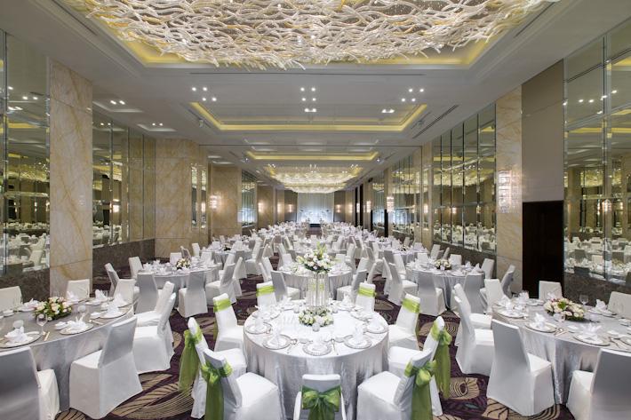 Westin Singapore Wedding