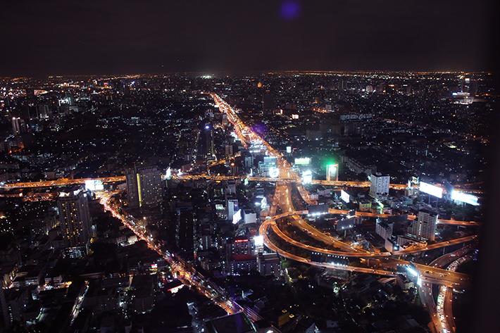 Bangkok Sky Line