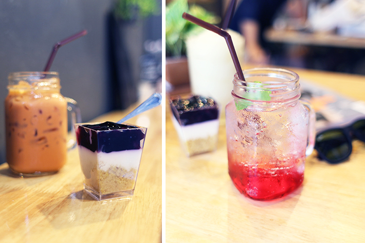 Bangkoku Cafe - Drinks