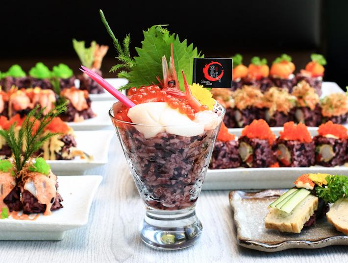 Chirashi Cupcake