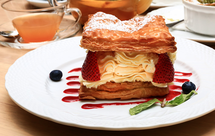 Hoshino Millefeuille