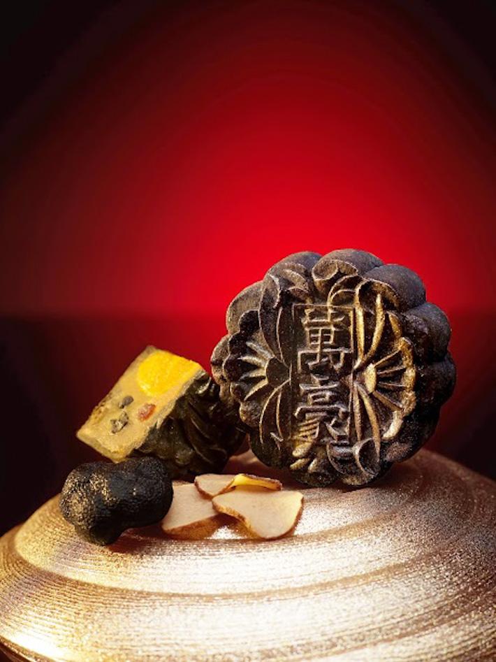 Marriott Black Truffle Mooncake