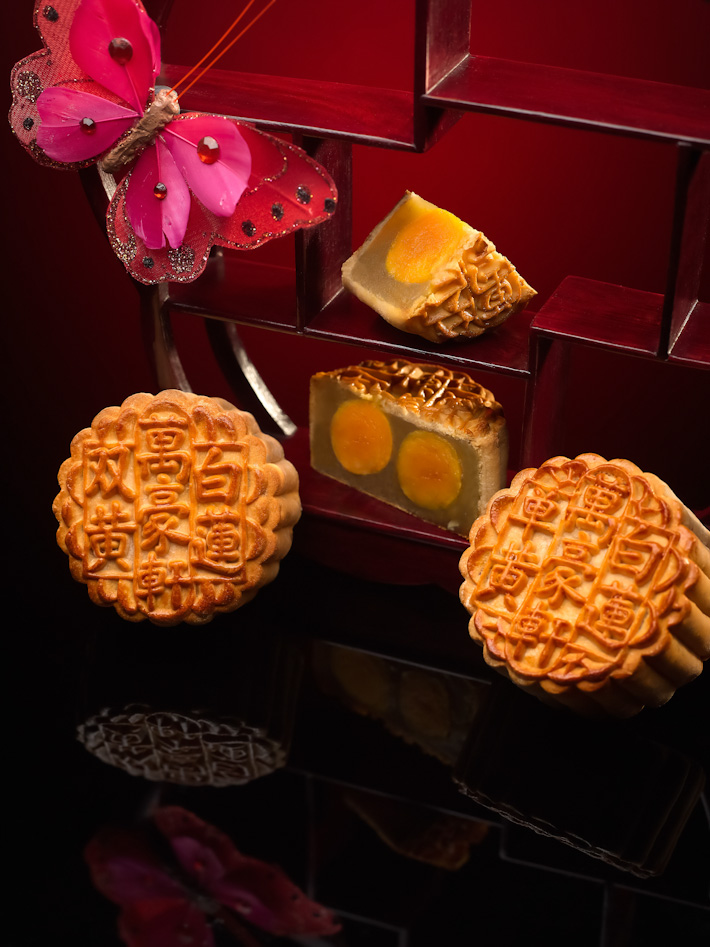 Marriott Singapore Mooncake
