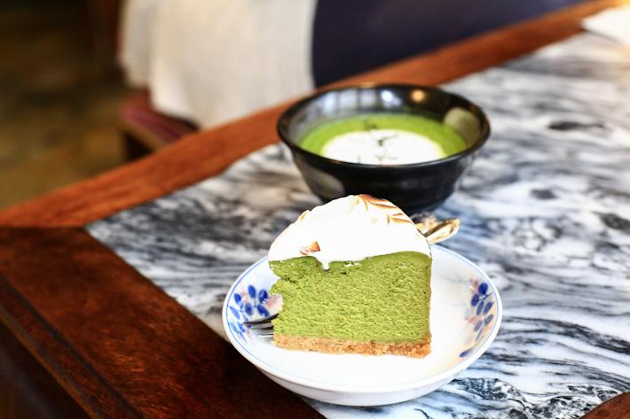 Sinmei Tea - A Modern Tea House In Hong Kong That Is A Heaven For Matcha Lovers