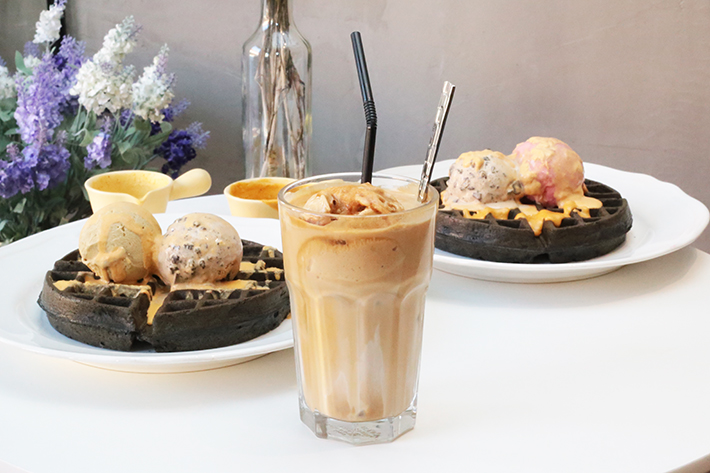 Melbourne Iced Coffee - Twenty Grammes