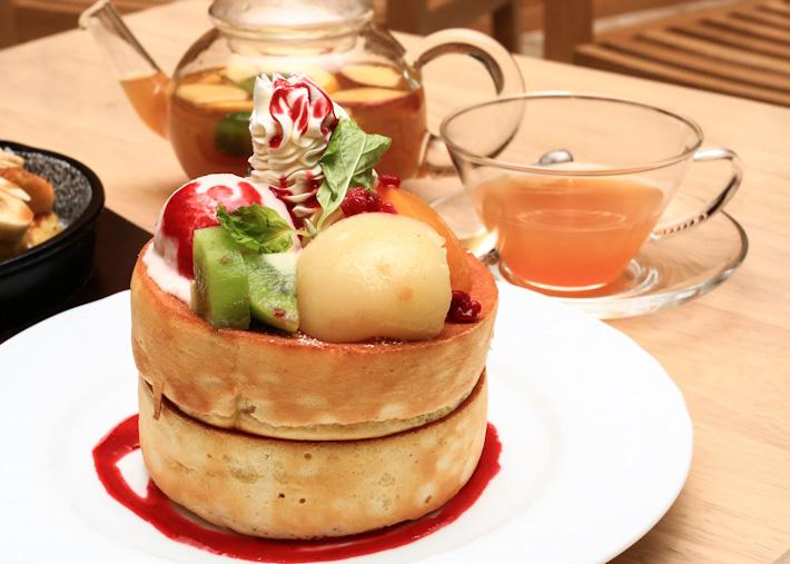 Hoshino Pancake Souffle