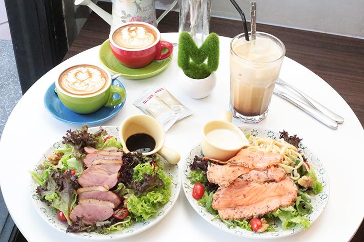 Salads - Twenty Grammes