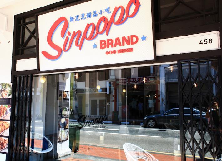 Sinpopo Brand Joo Chiat