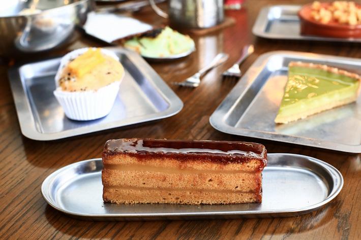Sinpopo Gula Melaka Cake