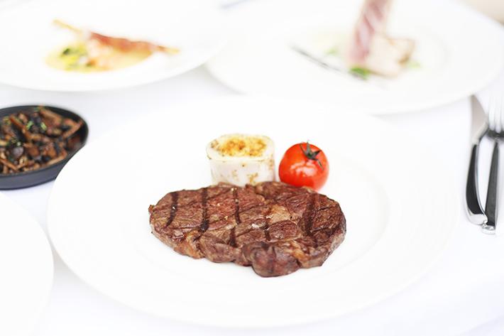 Steak Pool Grill