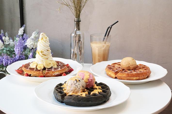 Waffles - Twenty Grammes