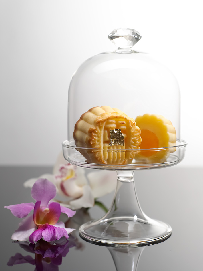 Xin Cuisine Egg Custard
