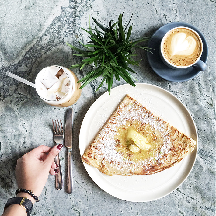 Yuzu Crepe - The Daily Roundup