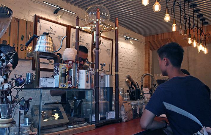 Barista-Coffee-Beijing