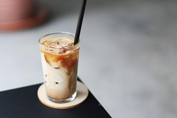 Brawn & Brains Iced Latte