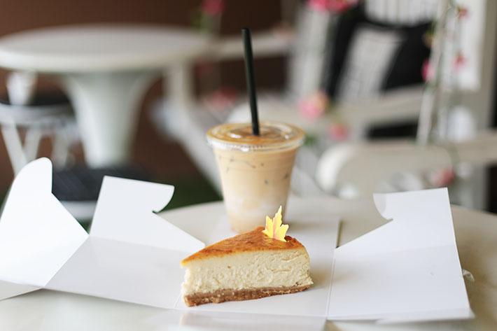 D Good Cafe Iced Latte