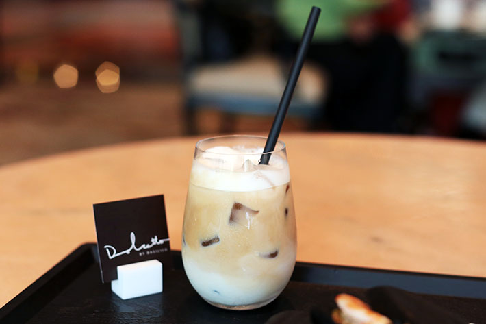 Dolcetto Iced Latte