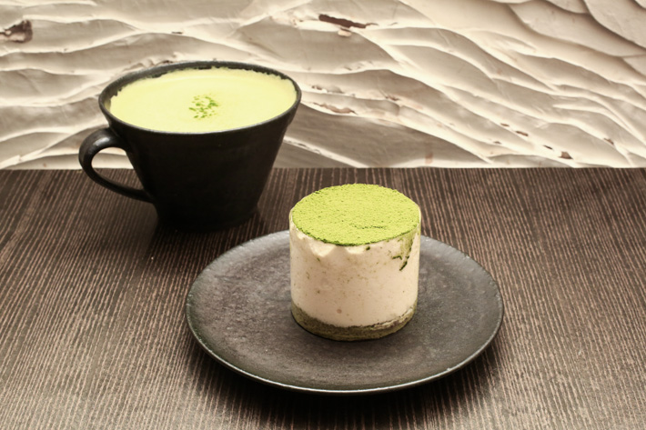 Green Tea Dessert
