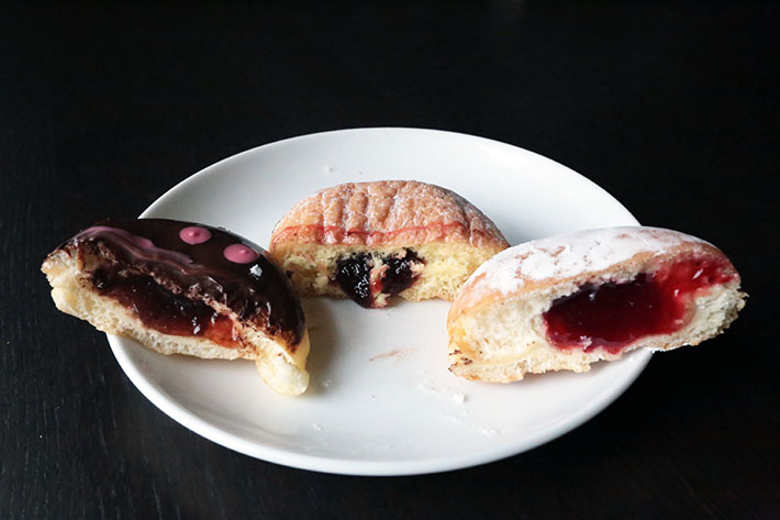 Jam X-Section