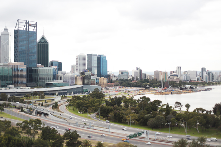 King's Park View - Perth
