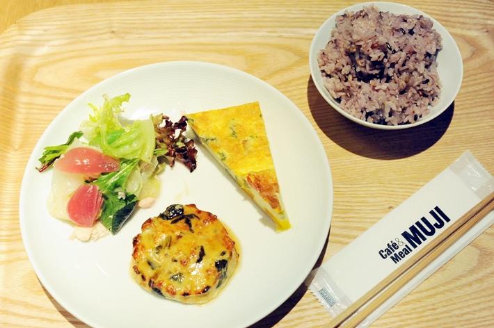 Muji Cafe Deli Meal