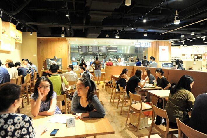 Muji Cafe Singapore