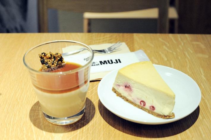 Muji Desserts