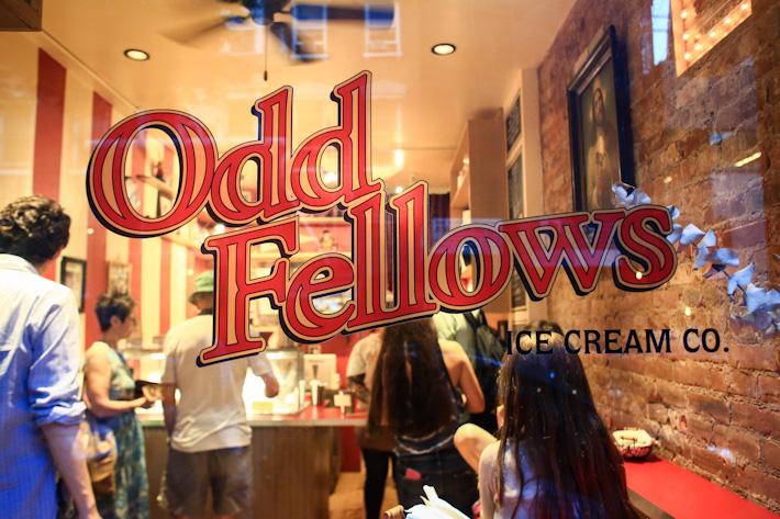 Odd Fellows Ice Cream