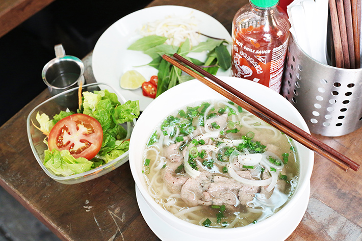 Pho in Singapore