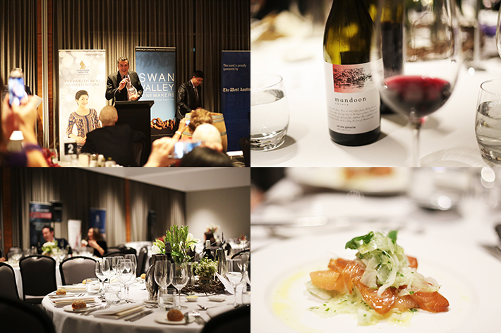 Swan Valley Wine Awards Show - Mandoon