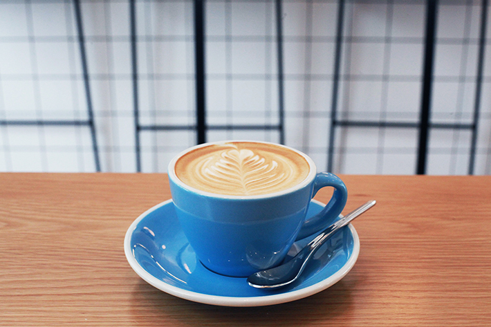 five by five coffee