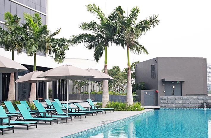 park alexandra pool