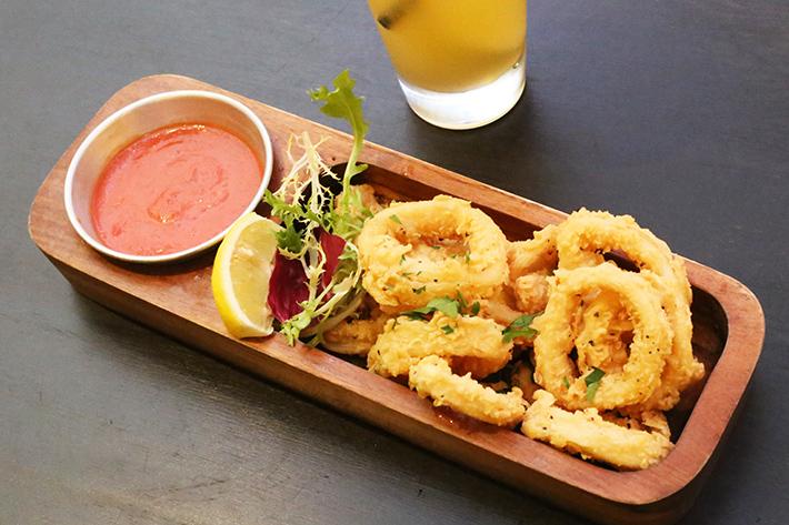 Calamari - Spizza Mercato