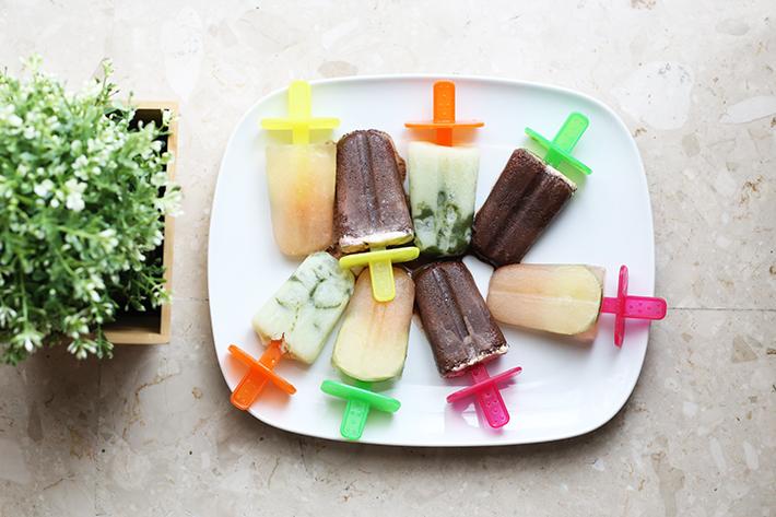 Ice Popsicles Recipe
