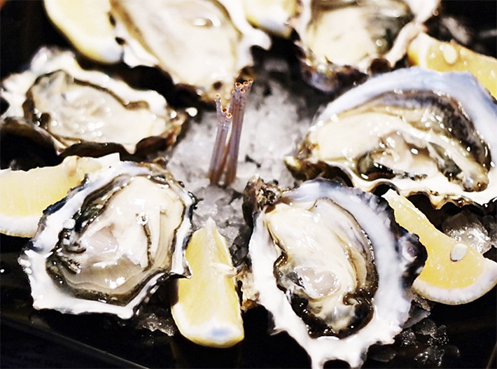 Oysters - Oceans of Seafood