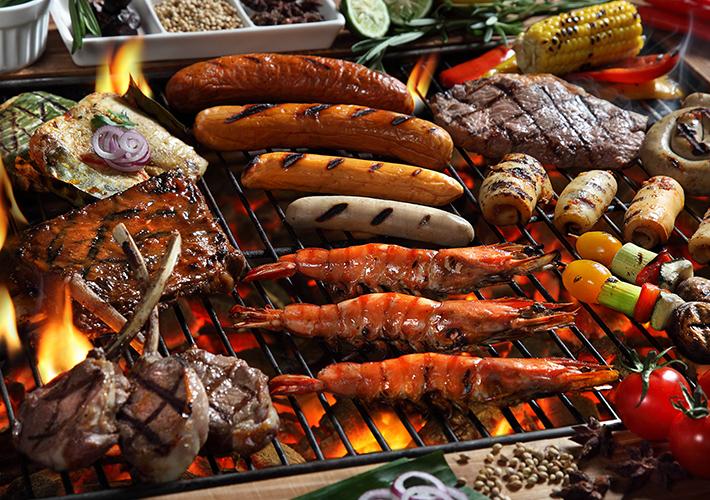 Park Hotel Clarke Quay - Cocobolo BBQ