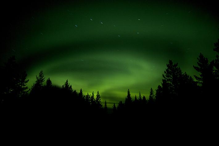 Sweden Aurora