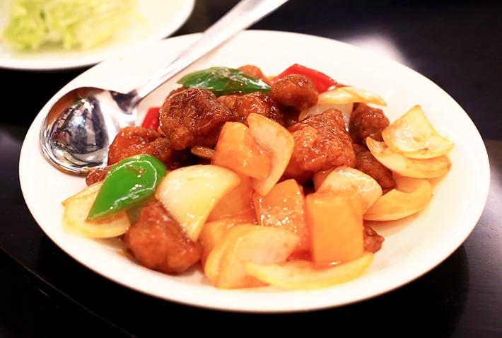 Sweet Sour Pork